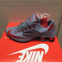 Tenis Nike Shox Superfly R4 4 Molas Masculino Pronta Entrega