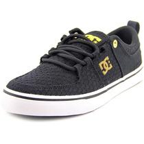 Dc Shoes Lynx Vulc Tx Se Mulheres Lona Skate Shoe
