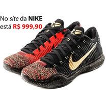 Tênis Nike Assignature Kobe Bryant X Elite Low Xmas De 799,9