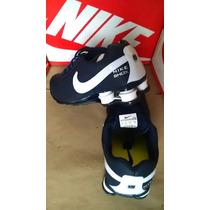 Tenis Nike Max Shox 2013 2014 2015 Importado Varias Cores