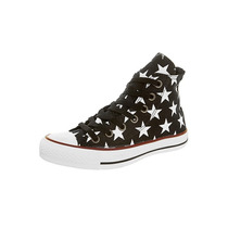 Tênis All Star Converse As Print Stars Preto Masculino 40