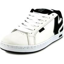 Etnies Fader Skate Sapato De Couro
