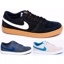 Tênis Nike Sb Mavrk Low 3 Feminino E Infantil Skate Unissex