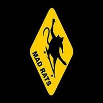 Mad Rats Summer Laranja - Tênis Show!! Style Total!!