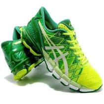 Tênis Asics Gel Kinsei 5 Running Esteira Caminhada Corrida