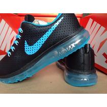 Tenis Air Max 2016 Air Force Nike Gel Envio Imediato + Frete