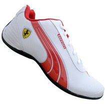 Tênis Sapatenis Casual Ferrari Drift - Desconto Especial