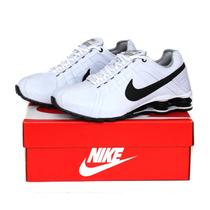 Tênis Nike Shox Junior Envio Imediato Masculino Cadarço