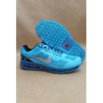 Nike Air Max Masculino Lançamento 2015 Azul Claro P. Entrega