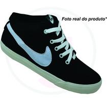 Botinha Nike Sb Cano Alto Novo Skate Lançamento Frete Gratis