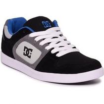 Tênis Dc Shoes Union Black/battleshp/royal (frete Grátis)