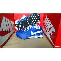 Tênis Nike Shox Current Azul Junior Masculino Toda Hora Sai