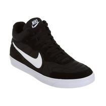 Tênis Nike Nsw Tiempo Trainer Mid Preto / Branco Tamanho 39