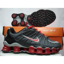 Tenis Nike Shox Tlx Original Na Caixa Frete Gratis Sem Juros