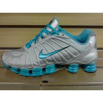 Nike Shox Tlx (12 Molas) Original !