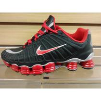 Nike Shox Tlx (12 Molas) Original ! - Frete Gratis!