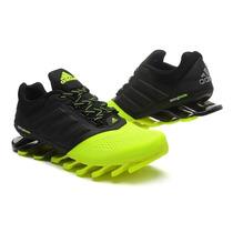 Tênis Adidas Springblade Drive 4 - Original Novo Na Caixa