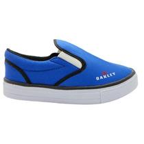 Tênis Infantil Oakley Azul - Nº