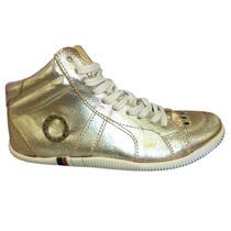 Sapatenis-bota-osklen-dourado-c