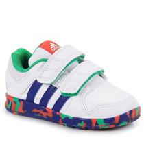 Tênis Adidas Infantil Lk Trainer 6 Cf Kids Original 1magnus