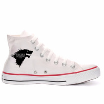 Tênis Game Of Thrones All Star Converse Personalizado