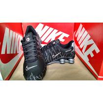 Nike Shox 4 Molas Lindo Masculino Frete Gratis
