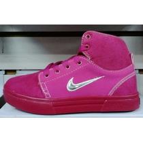 Tenis Nike Infantil Cano Longo Lançamento 2016