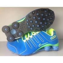 Tênis Nike Shox 4 Molas Imperdivel