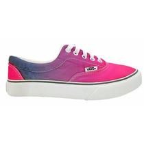 Tênis Vans Era Feminino Pink E Roxo