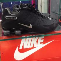 Tenis Nike Shox Nz Masculino Original Varias Cores