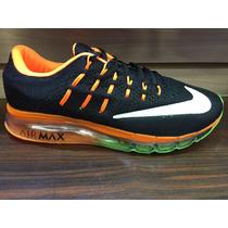 Tenis Air Max 2013 2014 2015 Importado Airmax 3