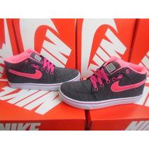 Botas Nike Moletom Femininas Lindas Não Perca Essa