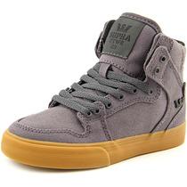Supra Crianças Vaider Canvas Sneakers
