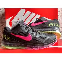 Tênis Nike Air Max Feminino 2013 Lindos Toda Hora Vende