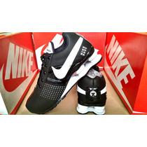 Tenis Nike Shox Quatro Mola Junior Nz , R4 Lançamento