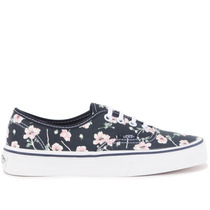 Tênis Vans Authentic Vintage Floral Blue Graphite Vn-018bgxp