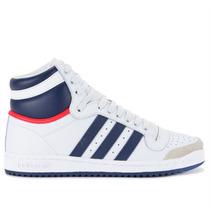 Tênis Adidas Top Ten Hi Neo White New Navy D65161