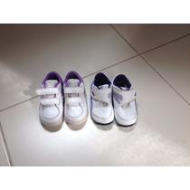 Tenis Criança Nike Puma Originais Tamanho 24