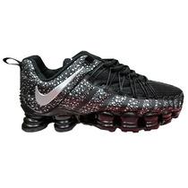 Nike Tlx 12 Molas 2016 Preto Bolhas Branca