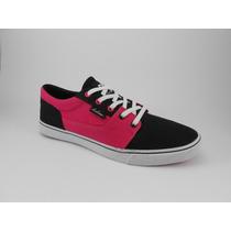 Tênis Dc Shoes Bristol Canvas Feminino Skate Importado