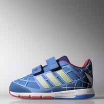 Tênis Adidas Spiderman Cf Infantil - B39975