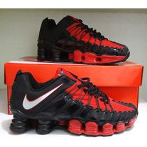 Novo Tenis Nike Shox 12 Molas 100% Original Na Caixa