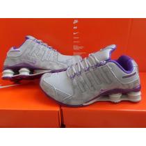 Tênis Nike Shox Feminino 4 Molas Imperdível Compre Já