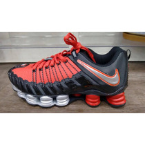 Tênis Nike Shox 12 Molas-frete Grátis