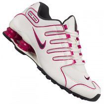 Tênis Nike Wmns Shox Nz Eu - Feminino