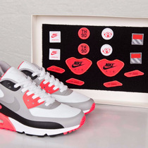 Tênis Nike Air Max 90 Infrared Patch Sp