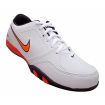 Tênis Nike Air Fit Branco E Laranja