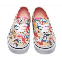 Vans Authentic Linha Disney Princesas N 36 R$ 220,00 Sale