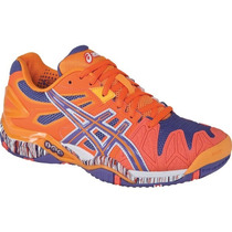Tênis Asics Gel Resolution 5 2014 All Court Feminino