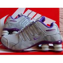 Tênis Nike Shox Nz 4 Molas Feminino Lindas Cores Aproveite!
